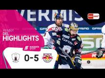 Eisbaren Berlin 0:4 EHC Monachium