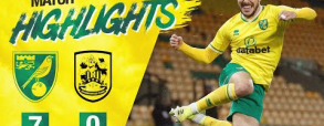 Norwich City 7:0 Huddersfield