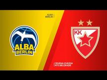ALBA Berlin 67:93 Crvena Zvezda