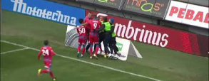 Viktoria Pilzno 1:0 Slovan Liberec
