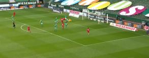 Werder Brema 1:4 RB Lipsk