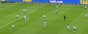 Hertha Berlin 2:2 Borussia Monchengladbach