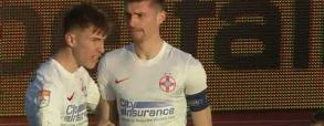 Sepsi 1:1 Steaua Bukareszt