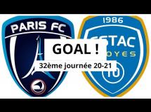 Paris FC 1:1 Troyes