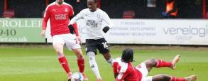 Swindon 0:3 Peterborough