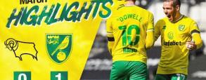 Derby County 0:1 Norwich City