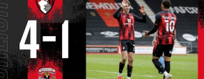 AFC Bournemouth 4:1 Coventry City