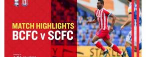 Birmingham 1:1 Stoke City