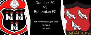 Dundalk 0:1 Bohemians