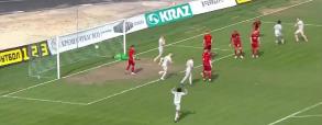 Worskła Połtawa 2:1 FK Lwów