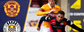 Motherwell 1:0 St. Mirren
