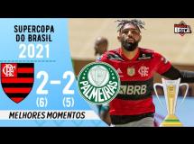 Flamengo 2:2 Palmeiras