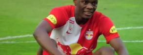 Rapid Wiedeń 0:3 Red Bull Salzburg