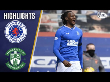 Rangers 2:1 Hibernian