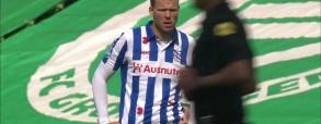 Groningen 0:2 Heerenveen