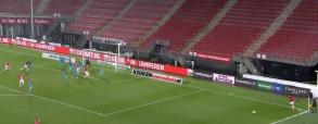 AZ Alkmaar 2:0 Sparta Rotterdam