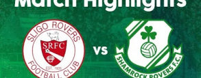 Sligo Rovers 1:1 Shamrock Rovers