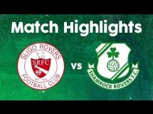 Sligo Rovers 1:1 Shamrock Rovers
