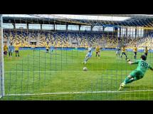 Dunajska Streda 1:2 Slovan Bratysława