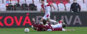 Slavia Praga 2:0 Sparta Praga