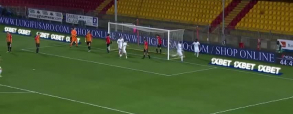 Benevento 0:1 Sassuolo