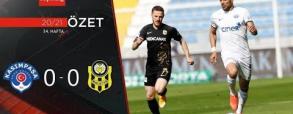 Kasimpasa 0:0 Yeni Malatyaspor
