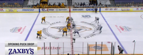 Nashville Predators 7:2 Tampa Bay Lightning