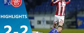 Lyngby Boldklub 2:2 Aab Aalborg