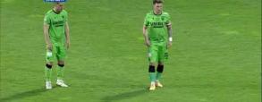 Astra Giurgiu 0:0 Dinamo Bukareszt