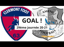 Clermont Foot 3:0 Amiens