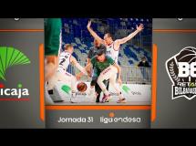 Unicaja Malaga 0:1 Bilbao Basket