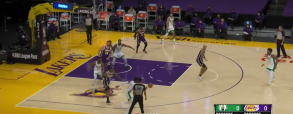 Los Angeles Lakers 113:121 Boston Celtics