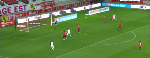 Lille 1:1 Montpellier