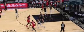 San Antonio Spurs 106:107 Portland Trail Blazers