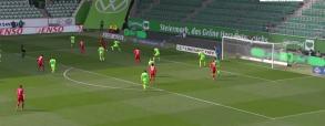 VfL Wolfsburg 2:3 Bayern Monachium