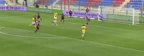 Crotone 1:2 Udinese Calcio