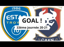 Troyes 1:0 Caen