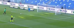 Sassuolo 3:1 Fiorentina