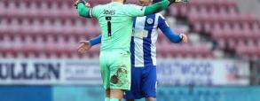 Wigan Athletic 1:1 Crewe Alexandra