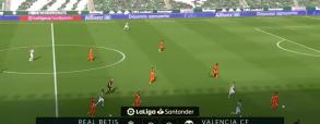 Betis Sewilla 2:2 Valencia CF
