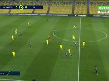 Nantes 1:2 Olympique Lyon