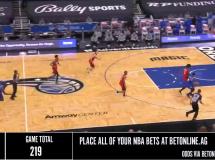 Orlando Magic 110:114 Houston Rockets