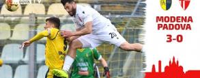 Modena 3:0 Padova
