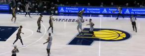 Indiana Pacers 119:107 San Antonio Spurs