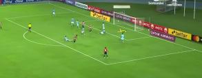 Sporting Cristal 0:3 Sao Paulo