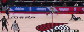 Portland Trail Blazers 112:113 Los Angeles Clippers