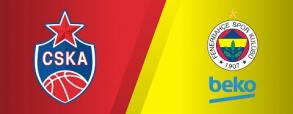 CSKA Moskwa 92:76 Fenerbahce