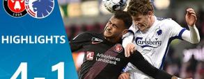 Midtjylland 4:1 FC Kopenhaga