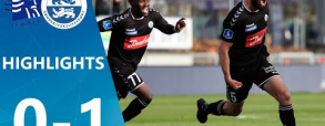 Lyngby Boldklub 0:1 SonderjyskE