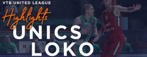 UNICS Kazań 77:98 Lokomotiv Kubań